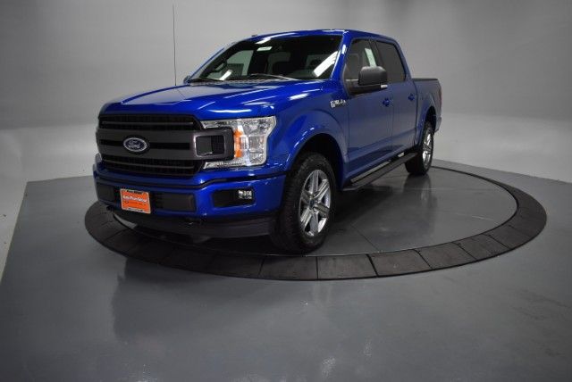 2018 F-150 SuperCrew Cab 4x4,  Pickup #T4595 - photo 4