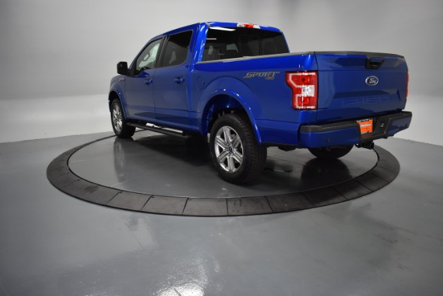 2018 F-150 SuperCrew Cab 4x4,  Pickup #T4595 - photo 6