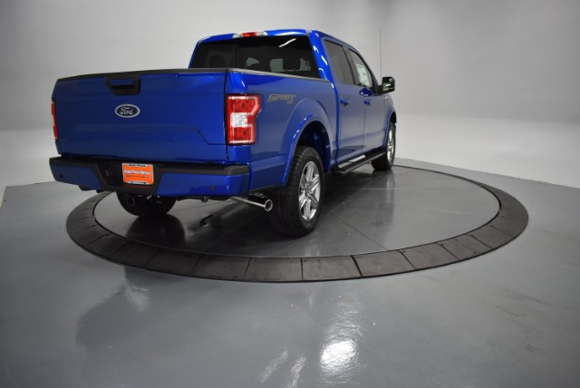 2018 F-150 SuperCrew Cab 4x4,  Pickup #T4595 - photo 2