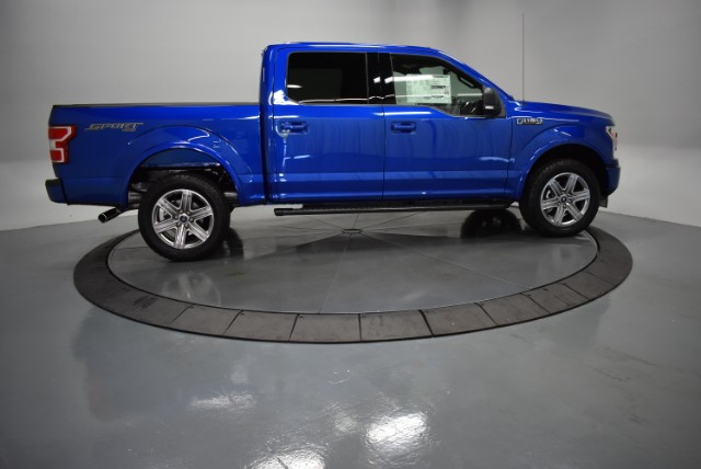 2018 F-150 SuperCrew Cab 4x4,  Pickup #T4595 - photo 8