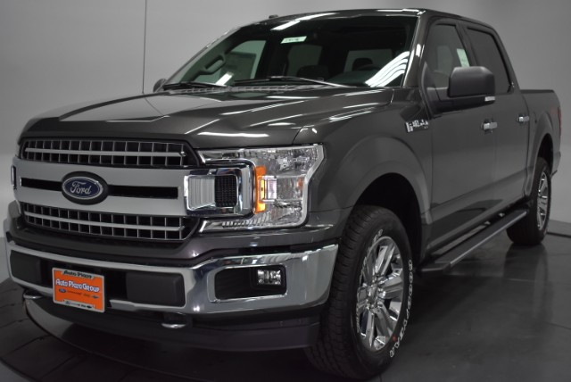 2018 F-150 SuperCrew Cab 4x4,  Pickup #T4596 - photo 4