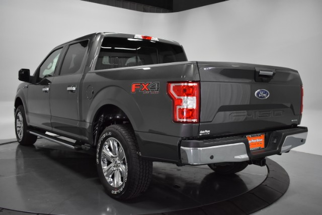 2018 F-150 SuperCrew Cab 4x4,  Pickup #T4596 - photo 6
