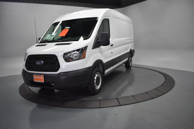 2019 Transit 350 Med Roof 4x2,  Empty Cargo Van #T4600 - photo 4