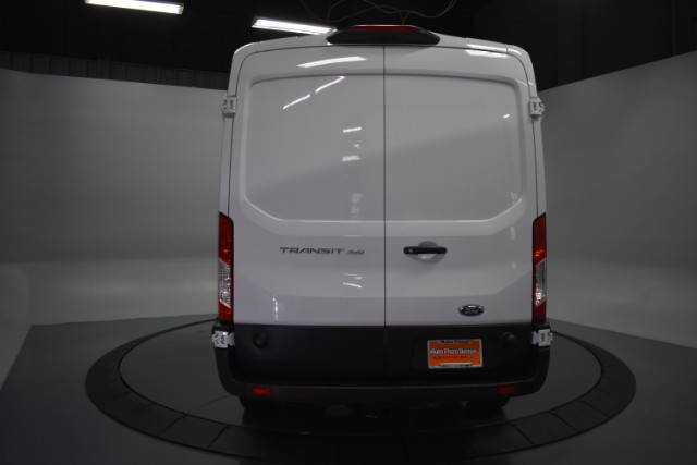 2019 Transit 350 Med Roof 4x2,  Empty Cargo Van #T4600 - photo 7