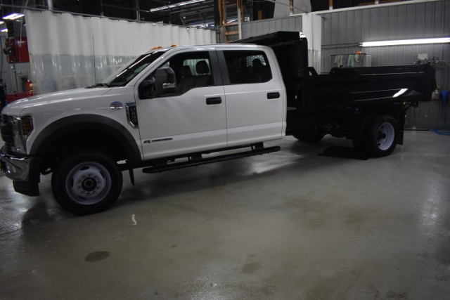 2018 F-450 Crew Cab DRW 4x4,  Knapheide Dump Body #T4608 - photo 4