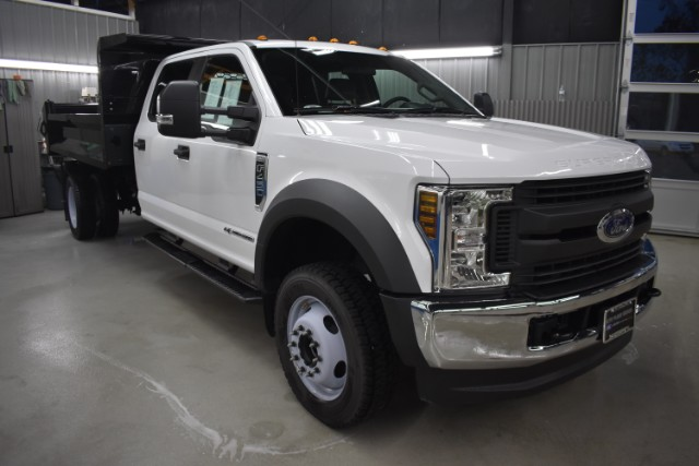 2018 F-450 Crew Cab DRW 4x4,  Knapheide Dump Body #T4608 - photo 6