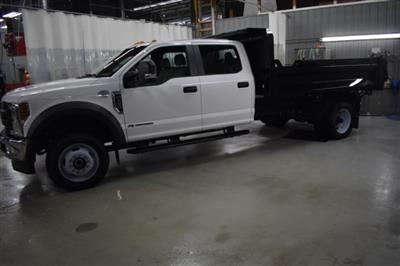2018 F-450 Crew Cab DRW 4x4,  Knapheide Drop Side Dump Body #T4608 - photo 4