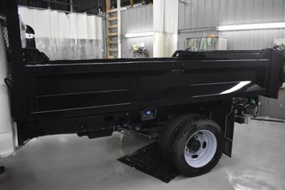 2018 F-450 Crew Cab DRW 4x4,  Knapheide Drop Side Dump Body #T4608 - photo 8