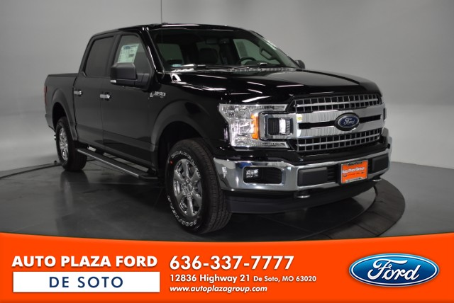 2018 F-150 SuperCrew Cab 4x4,  Pickup #T4633 - photo 1