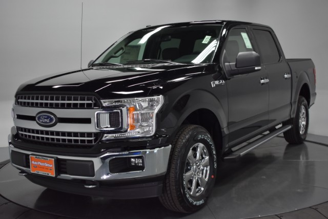 2018 F-150 SuperCrew Cab 4x4,  Pickup #T4633 - photo 4