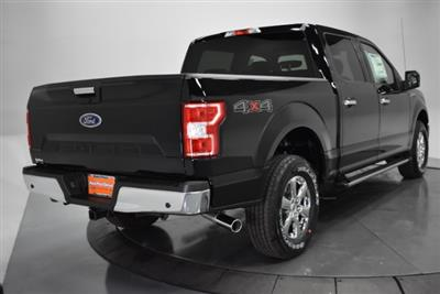 2018 F-150 SuperCrew Cab 4x4,  Pickup #T4633 - photo 2