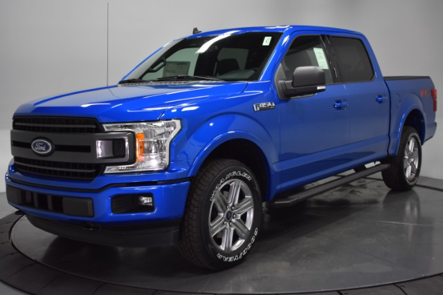 2019 F-150 SuperCrew Cab 4x4,  Pickup #T4667 - photo 4