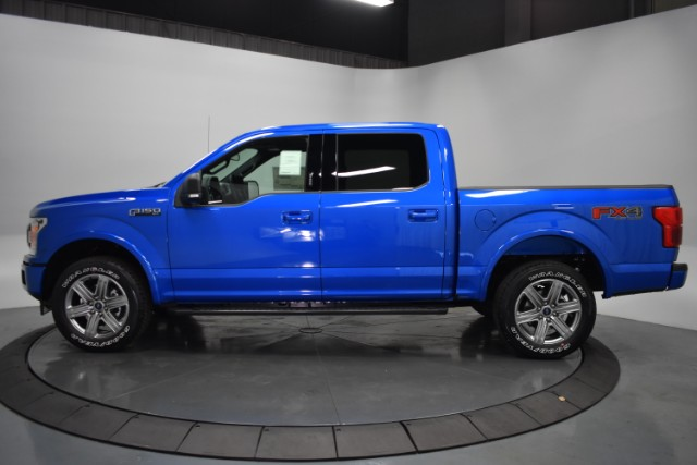 2019 F-150 SuperCrew Cab 4x4,  Pickup #T4667 - photo 5