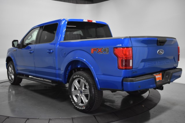 2019 F-150 SuperCrew Cab 4x4,  Pickup #T4667 - photo 6