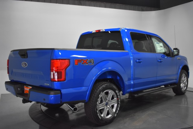 2019 F-150 SuperCrew Cab 4x4,  Pickup #T4667 - photo 2