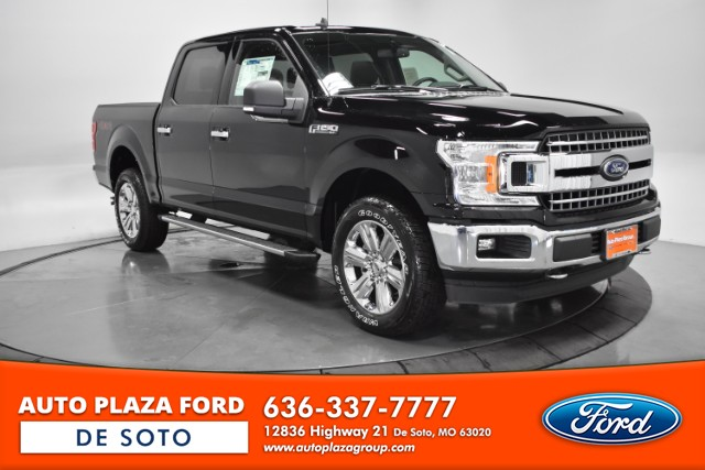 2019 F-150 SuperCrew Cab 4x4,  Pickup #T4685 - photo 1