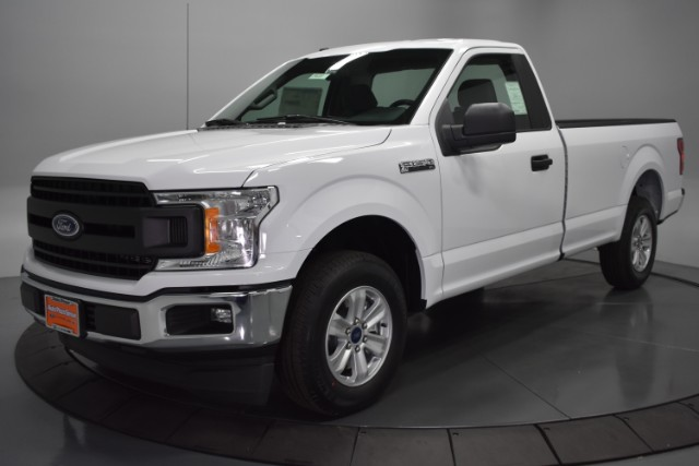 2019 F-150 Regular Cab 4x2,  Pickup #T4686 - photo 4