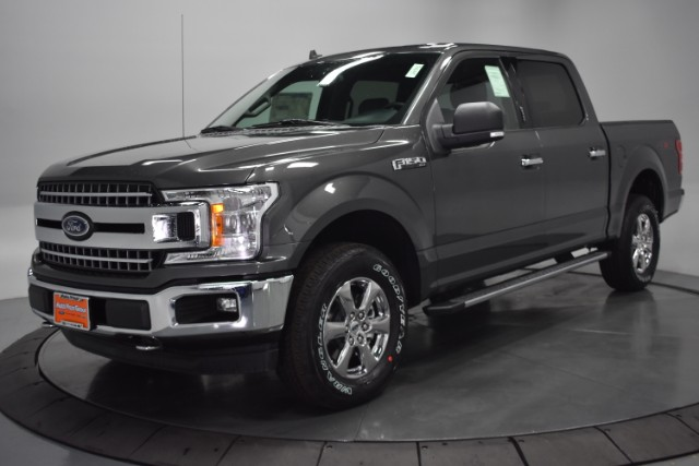 2019 F-150 SuperCrew Cab 4x4,  Pickup #T4693 - photo 4