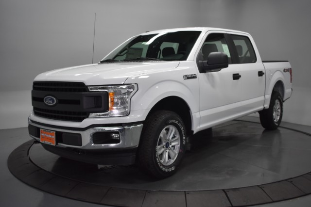 2019 F-150 SuperCrew Cab 4x4,  Pickup #T4705 - photo 4