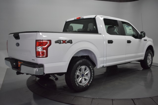 2019 F-150 SuperCrew Cab 4x4,  Pickup #T4705 - photo 2