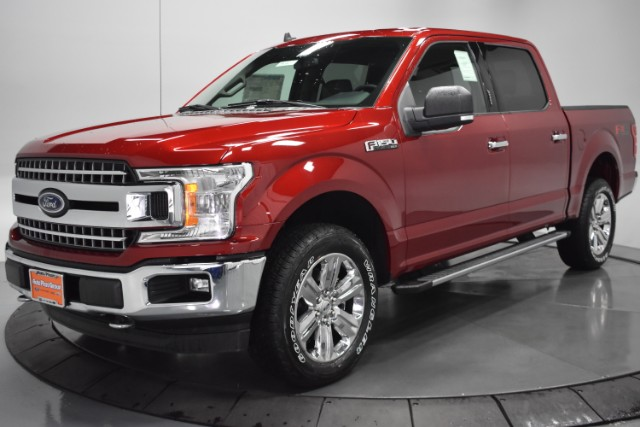 2019 F-150 SuperCrew Cab 4x4,  Pickup #T4720 - photo 4