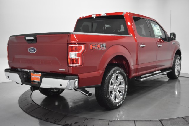 2019 F-150 SuperCrew Cab 4x4,  Pickup #T4720 - photo 2