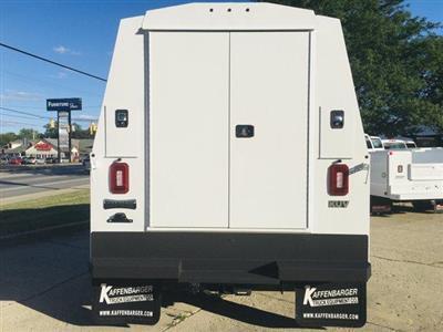 2019 Chevrolet Silverado Medium Duty Crew Cab DRW 4x4, Knapheide KUVcc Service Body #K71877 - photo 3