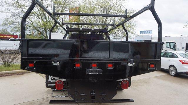 2019 Chevrolet Silverado Medium Duty Crew Cab DRW 4x4, Knapheide Concrete Body #K71887 - photo 1