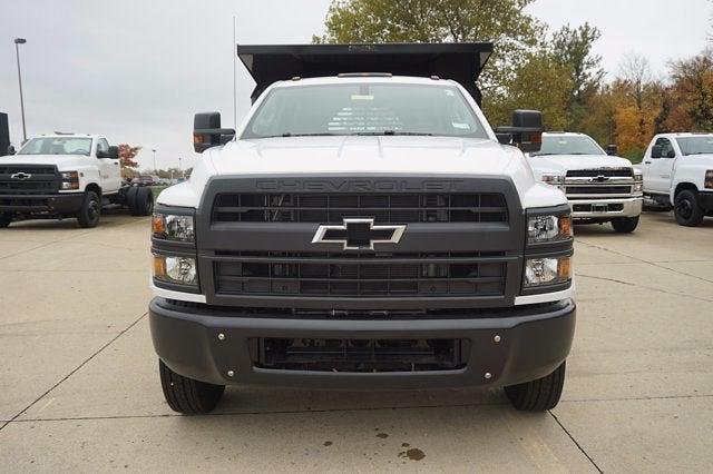2020 Chevrolet Silverado 5500 Crew Cab DRW 4x2, Crysteel E-Tipper Dump Body #L70993 - photo 3
