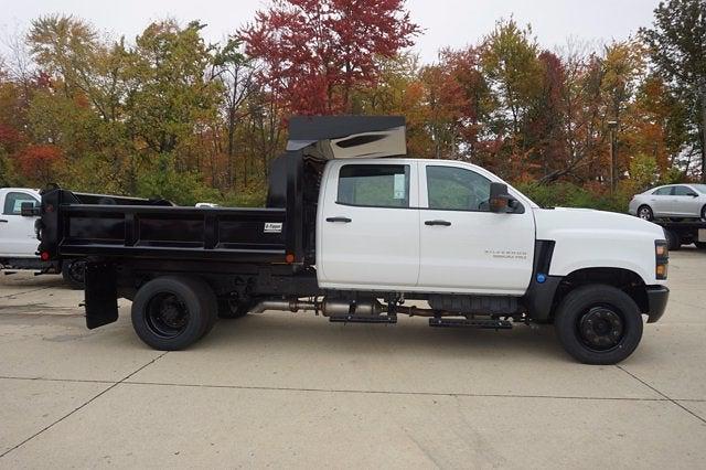 2020 Chevrolet Silverado 5500 Crew Cab DRW 4x2, Crysteel Dump Body #L70993 - photo 1