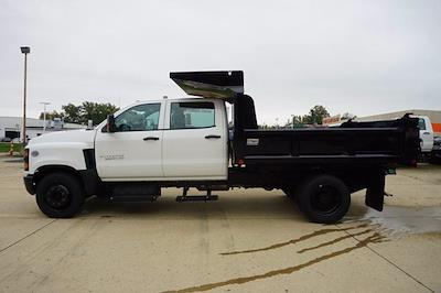 2020 Chevrolet Silverado 5500 Crew Cab DRW 4x2, Crysteel E-Tipper Dump Body #L70993 - photo 4