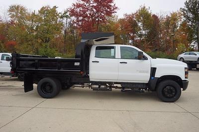 2020 Chevrolet Silverado 5500 Crew Cab DRW 4x2, Crysteel E-Tipper Dump Body #L70993 - photo 2