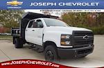 2020 Chevrolet Silverado 5500 Crew Cab DRW 4x2, Crysteel E-Tipper Dump Body #L70993 - photo 1