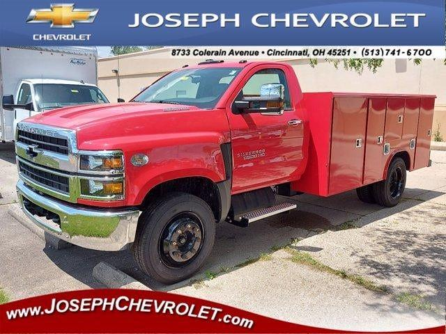 2020 Chevrolet Silverado Medium Duty Regular Cab DRW 4x2, Cab Chassis #L70996 - photo 1