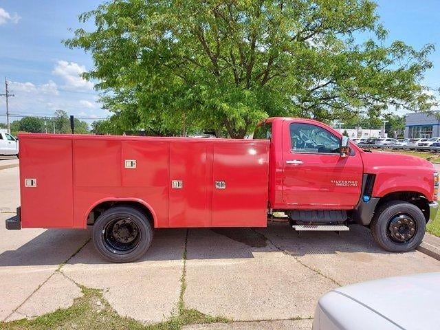 2020 Chevrolet Silverado Medium Duty Regular Cab DRW 4x2, Cab Chassis #L70996 - photo 6