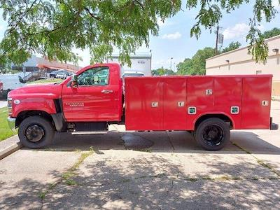 2020 Chevrolet Silverado Medium Duty Regular Cab DRW 4x2, Cab Chassis #L70996 - photo 3