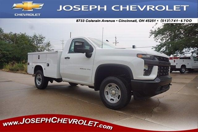 2020 Chevrolet Silverado 2500 Regular Cab 4x4, Knapheide Steel Service Body #L71597 - photo 1