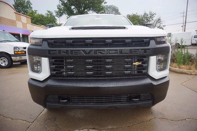 2020 Chevrolet Silverado 2500 Regular Cab 4x4, Knapheide Steel Service Body #L71597 - photo 3