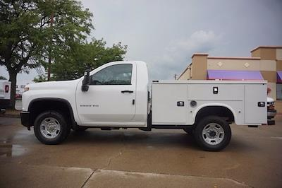 2020 Chevrolet Silverado 2500 Regular Cab 4x4, Knapheide Steel Service Body #L71597 - photo 4