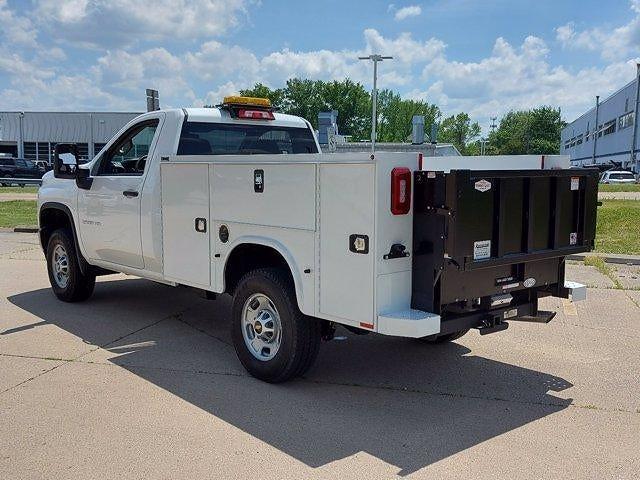 2020 Silverado 2500 Regular Cab 4x4,  Knapheide Steel Service Body #L71598 - photo 14
