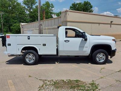 2020 Silverado 2500 Regular Cab 4x4,  Knapheide Steel Service Body #L71598 - photo 8
