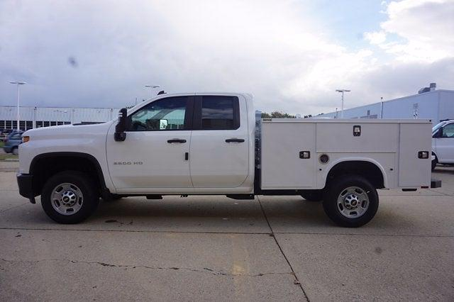 2020 Chevrolet Silverado 2500 Double Cab 4x2, Knapheide Steel Service Body #L71803 - photo 4