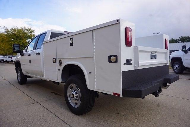 2020 Chevrolet Silverado 2500 Double Cab 4x2, Knapheide Steel Service Body #L71803 - photo 2