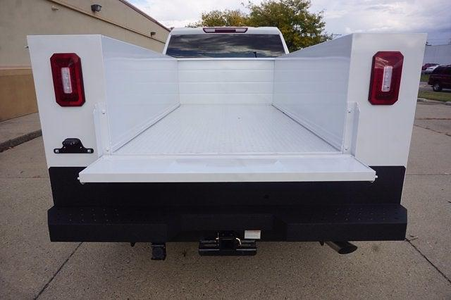 2020 Chevrolet Silverado 2500 Double Cab 4x2, Knapheide Steel Service Body #L71803 - photo 21