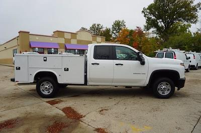 2020 Chevrolet Silverado 2500 Double Cab 4x2, Knapheide Steel Service Body #L71918 - photo 2