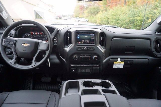 2020 Chevrolet Silverado 2500 Double Cab 4x2, Knapheide Steel Service Body #L71919 - photo 7