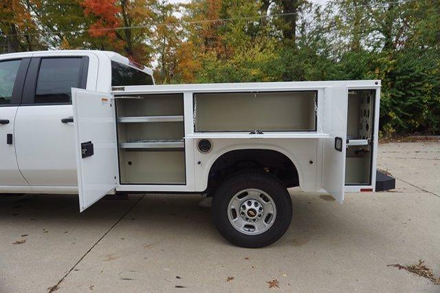 2020 Chevrolet Silverado 2500 Double Cab 4x2, Knapheide Steel Service Body #L71919 - photo 18