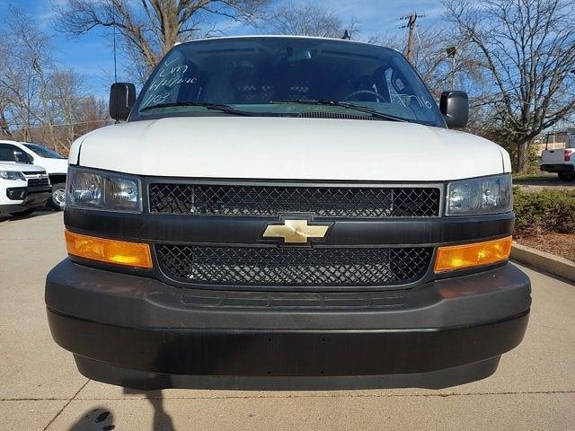 2020 Chevrolet Express 2500 4x2, Masterack Upfitted Cargo Van #L81735 - photo 3