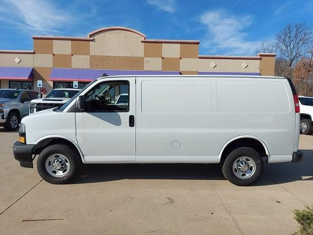 2020 Chevrolet Express 2500 4x2, Masterack Upfitted Cargo Van #L81735 - photo 5