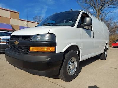 2020 Chevrolet Express 2500 4x2, Masterack Upfitted Cargo Van #L81735 - photo 4